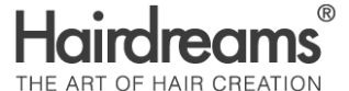 Firma HAIRDREAMS MICROLINES
